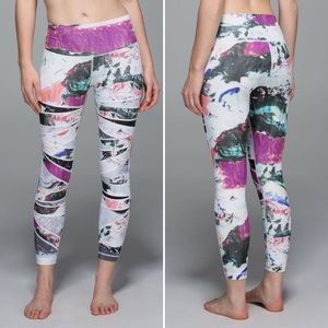 LULULEMON High Times Pigment Wave